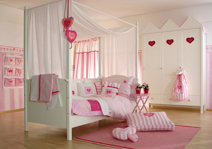 Bed Veil Heaven de The Baby Cot Shop Clásico