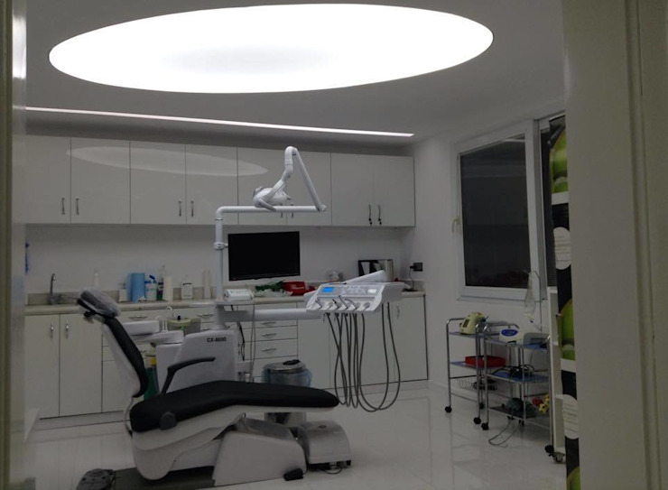 Seküçoğlu Diş Kliniği Modern Klinikler DerganÇARPAR Mimarlık Modern