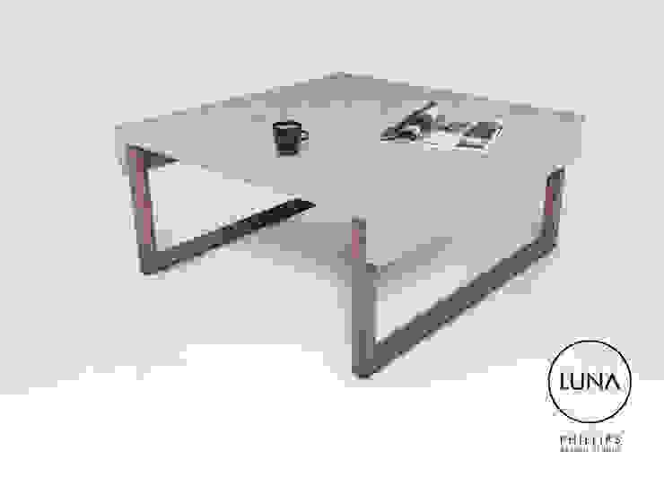 LUNA Coffee Table de Phillips Design Studio Moderno