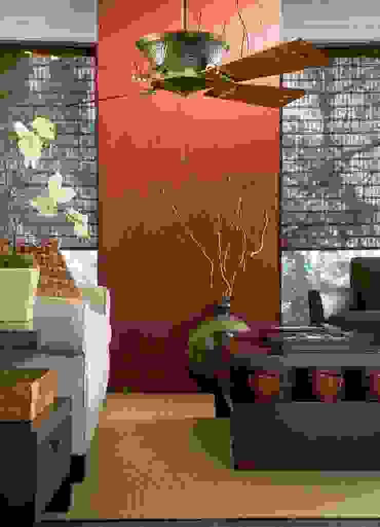 CASA BRUNO Deckenventilator KEOKI, mit indirekter Deckenbeleuchtung von Casa Bruno - the way to feel good Asiatisch