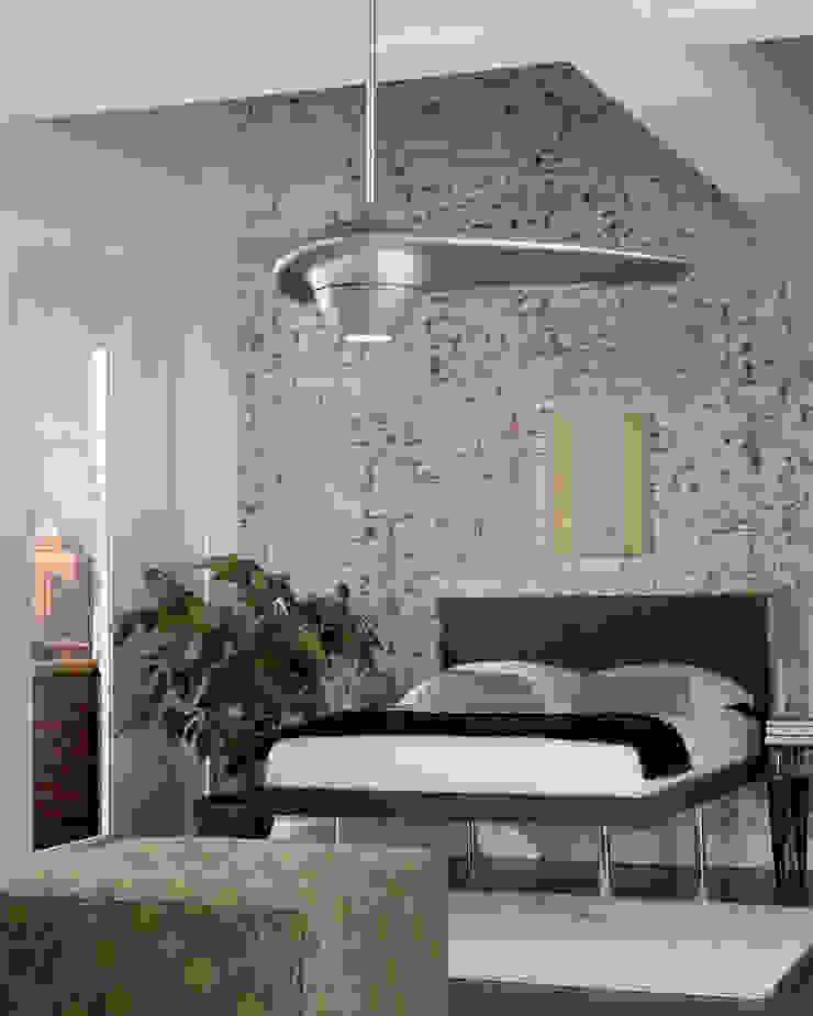 CASA BRUNO Deckenventilator ENIGMA, mit Beleuchtung von Casa Bruno - the way to feel good Minimalistisch