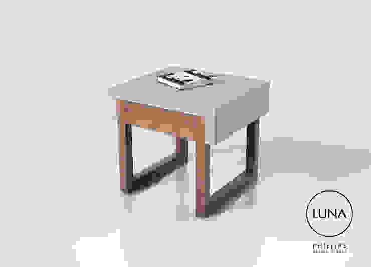 LUNA Side Table: modern  by Phillips Design Studio, Modern