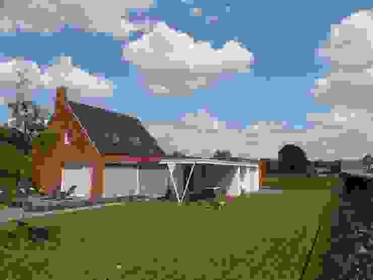 Maisons modernes par Joris Verhoeven Architectuur Moderne