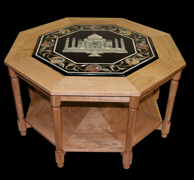 Oak Coffee Table : classic  by Acorn Furniture, Classic