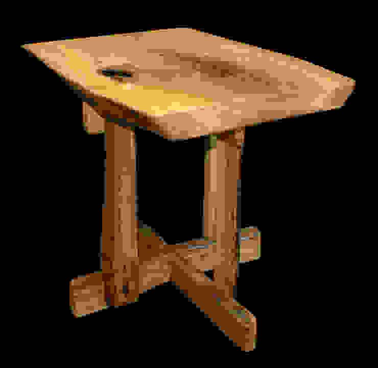 Oak Coffee Table: rustic  by Acorn Furniture, Rustic
