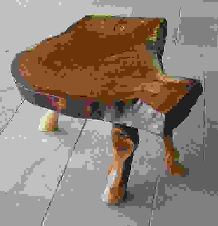 Coffee Table: rustic  by Acorn Furniture, Rustic