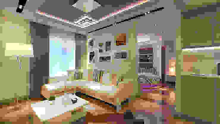 homify Moderne Hotels