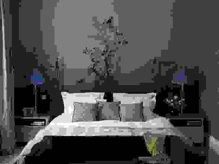 Interiors Modern Yatak Odası Violet & George Modern