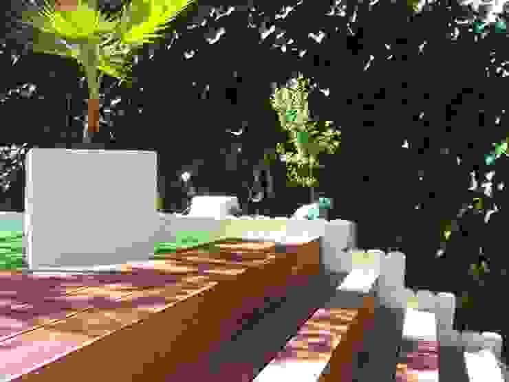 Palos en Danza Taman Modern