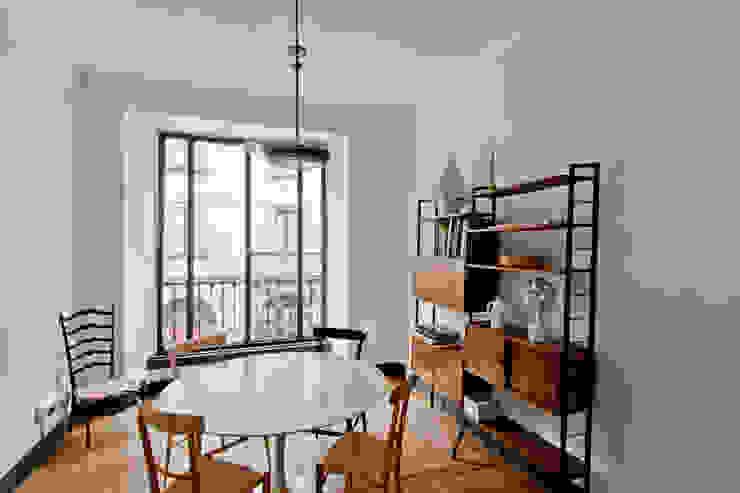 P8 apartment | Segno Italiano® showroom | Milan | sala riunioni di Segno Italiano® Mediterraneo