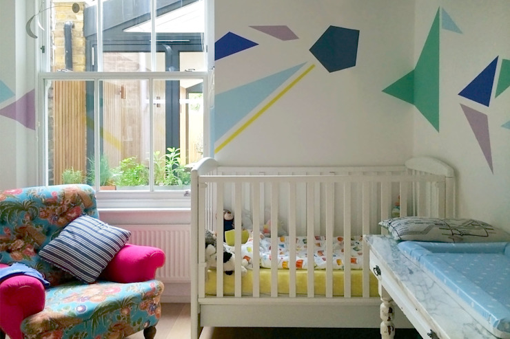 Venn Street Part 2 Modern Kid's Room by Proctor & Co. Architecture Ltd Modern