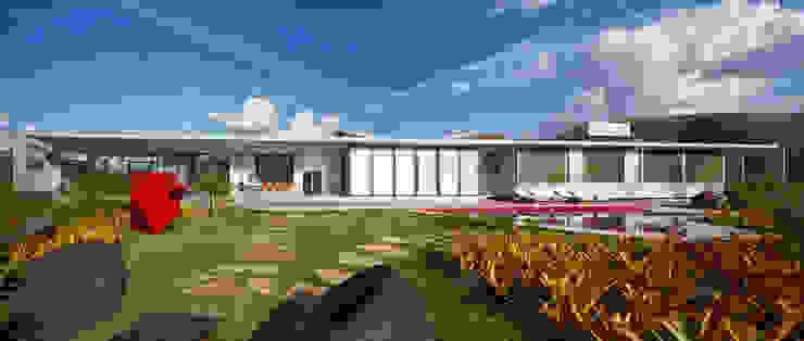 Rumah Modern Oleh Humberto Hermeto Modern