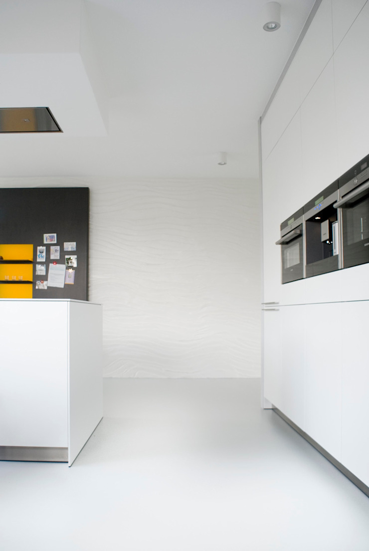 Watervilla Minimalistische keukens van CioMé Minimalistisch