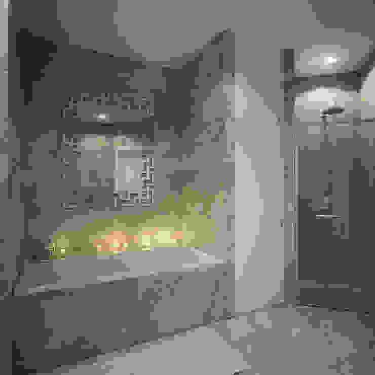 Klassische Badezimmer von Максим Любецкий Klassisch