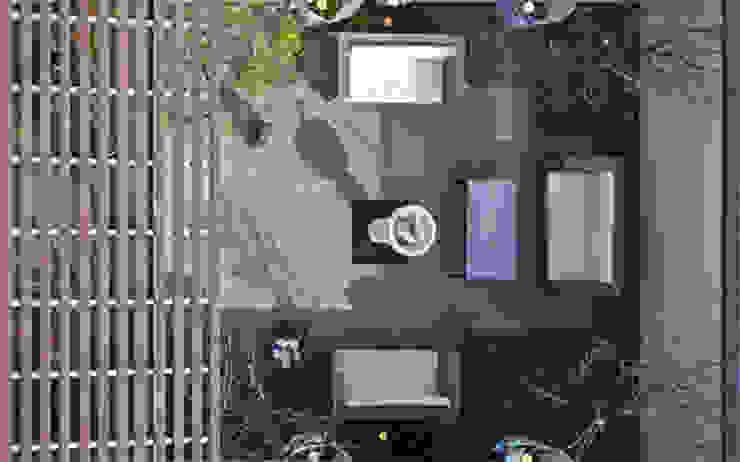 Florian Eckardt - architectinamsterdam Giardino tropicale