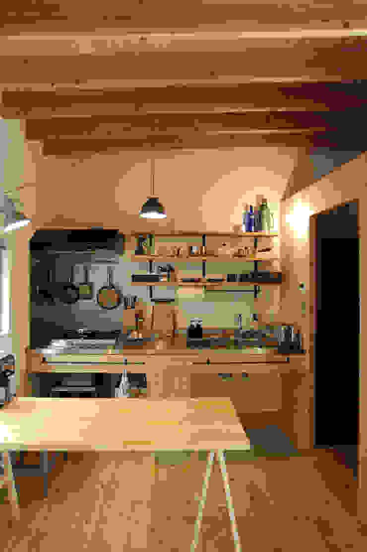 キッチン オリジナルデザインの キッチン の モノスタ'70 オリジナル