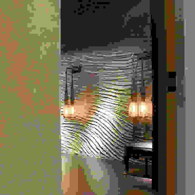 Flow sharp grey van Dofine wall | floor creations Modern