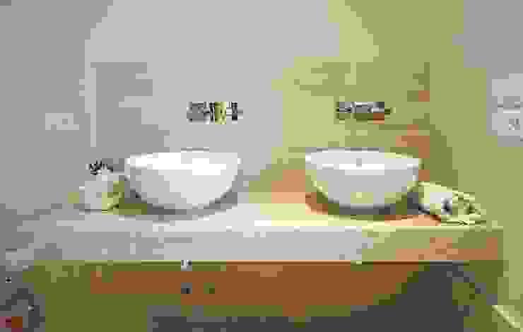 Fersini Marco - Pavimenti e Rivestimenti interni ed esterni Casas de banho minimalistas