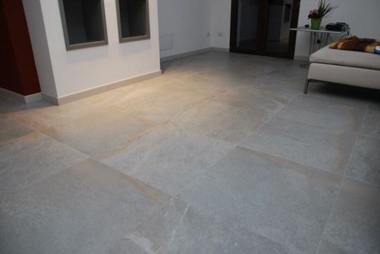 Appartamento - RSM Soggiorno moderno di Fersini Marco - Pavimenti e Rivestimenti interni ed esterni Moderno