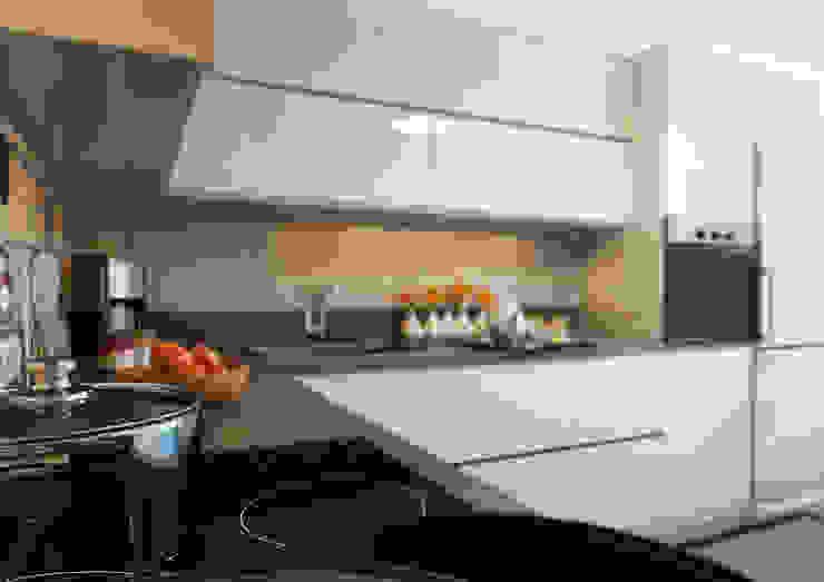 BA DESIGN KitchenCabinets & shelves