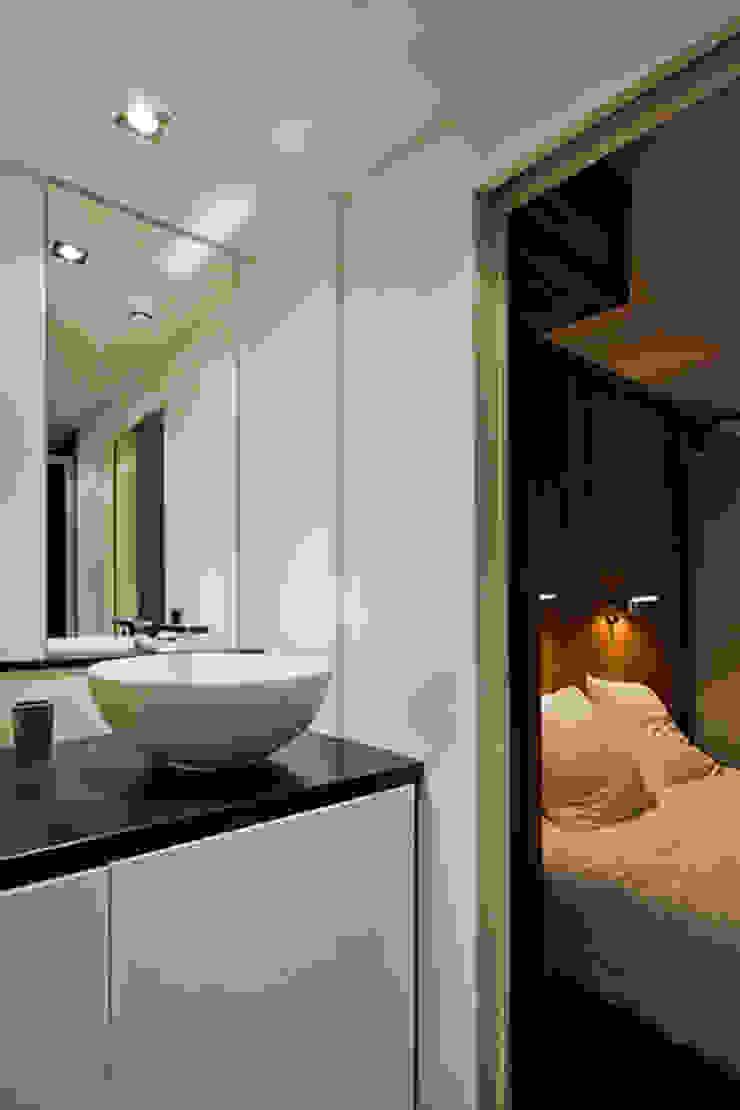 Appartement Les Arcs Chambre rustique par Tymeno Rustique