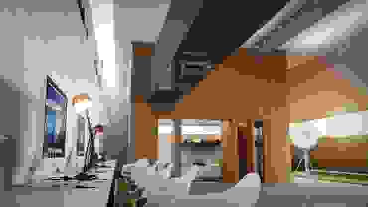 BA DESIGN Minimalst style study/office