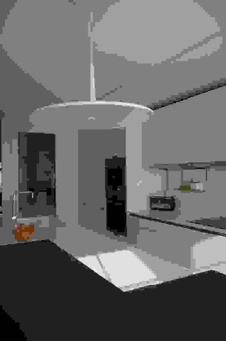 Minos-E Cocinas de estilo moderno de COCINAS SANTOS Moderno