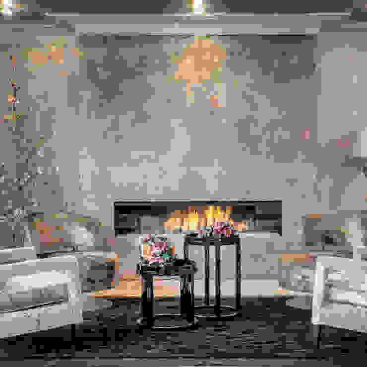 Fine Riche:  Muren & vloeren door Dofine wall | floor creations,