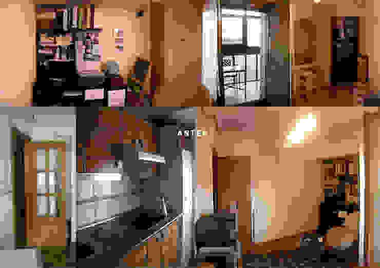 Salón-coina Salones de estilo moderno de interior03 Moderno