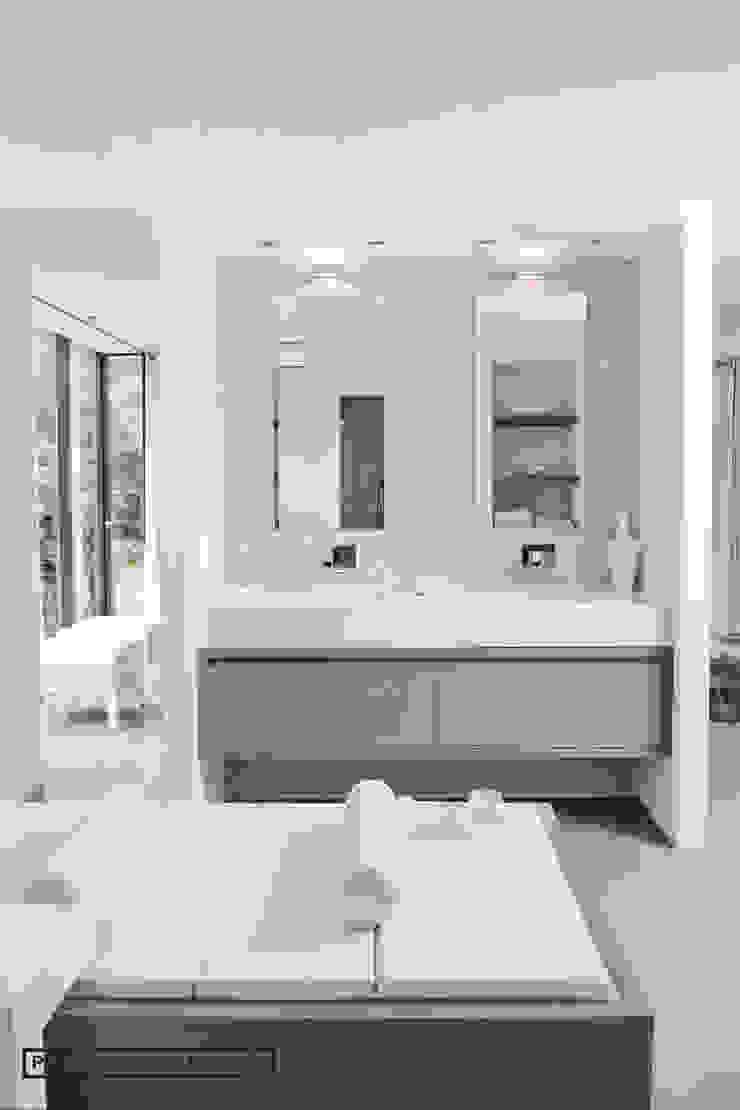 Badkamer Moderne badkamers van Piet-Jan van den Kommer Modern