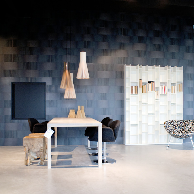 di Dofine wall | floor creations Moderno