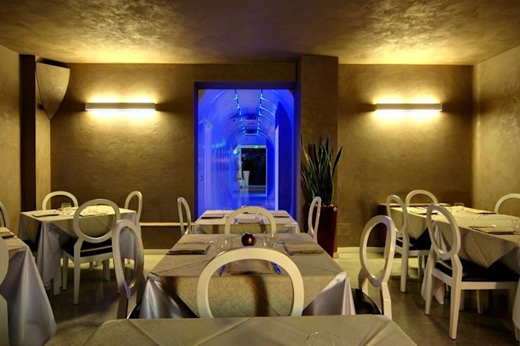 alessandromarchelli+designers AM+D studio Gastronomi Modern