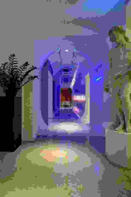 ARCANO pizza lounge and restaurant design Gastronomia in stile moderno di alessandromarchelli+designers AM+D studio Moderno