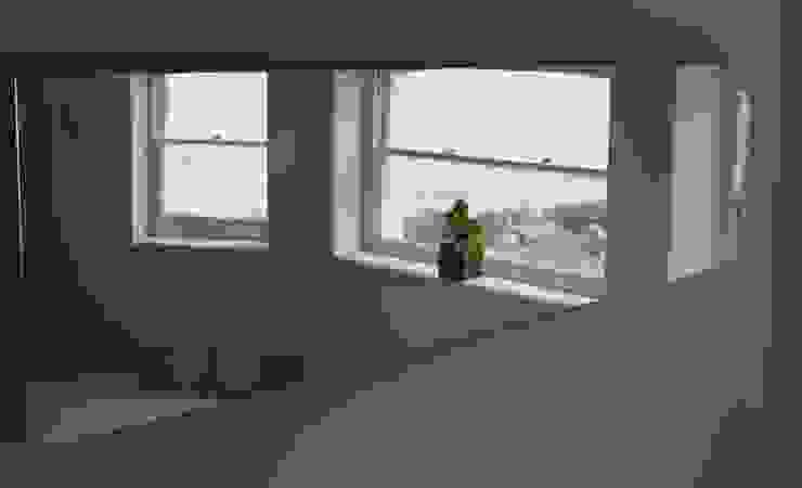 Medina Terrace, Hove Minimalist living room by Mohsin Cooper Architects Minimalist