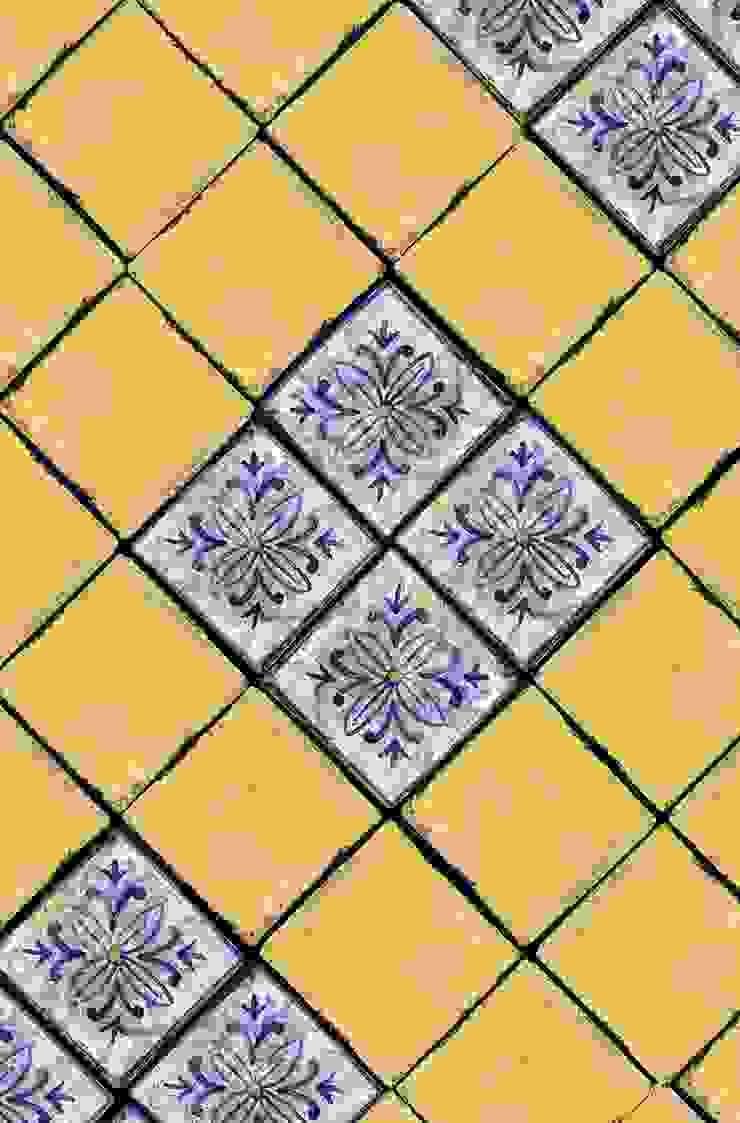 pavimento/rivestimento 15x15 Bagno in stile rustico di surrena terracotta falisca srl Rustico