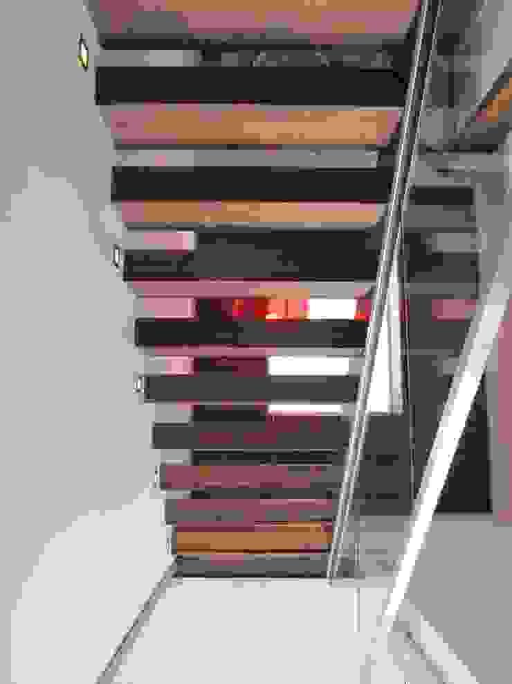 Medina Terrace, Hove Minimalist walls & floors by Mohsin Cooper Architects Minimalist