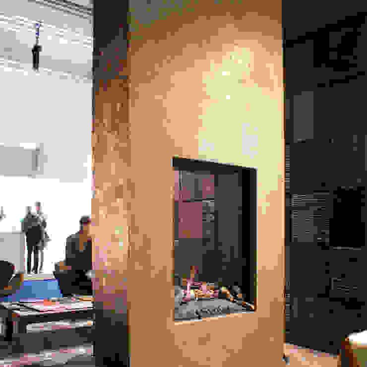 Paredes de estilo  por Dofine wall | floor creations, Moderno