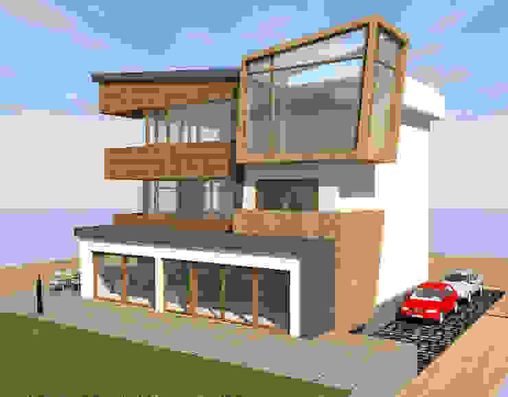 Gökhan GÖÇMEN villası İskenderun Modern Evler DerganÇARPAR Mimarlık Modern