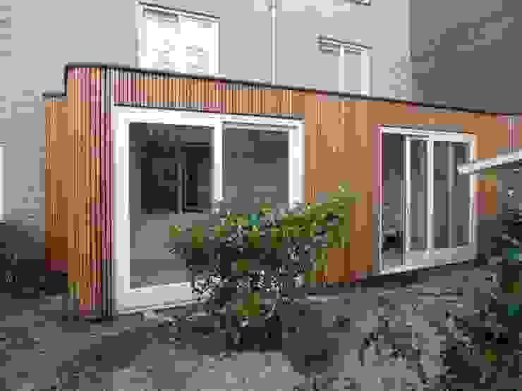 Florian Eckardt - architectinamsterdam Moderne Häuser