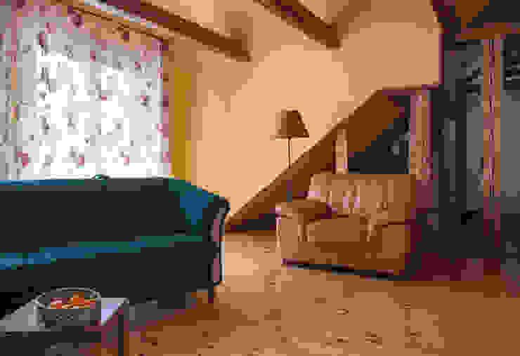Country house Lujansphotography ห้องนั่งเล่น