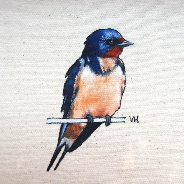 Swallow: country  by Lottie's Cottage, Country