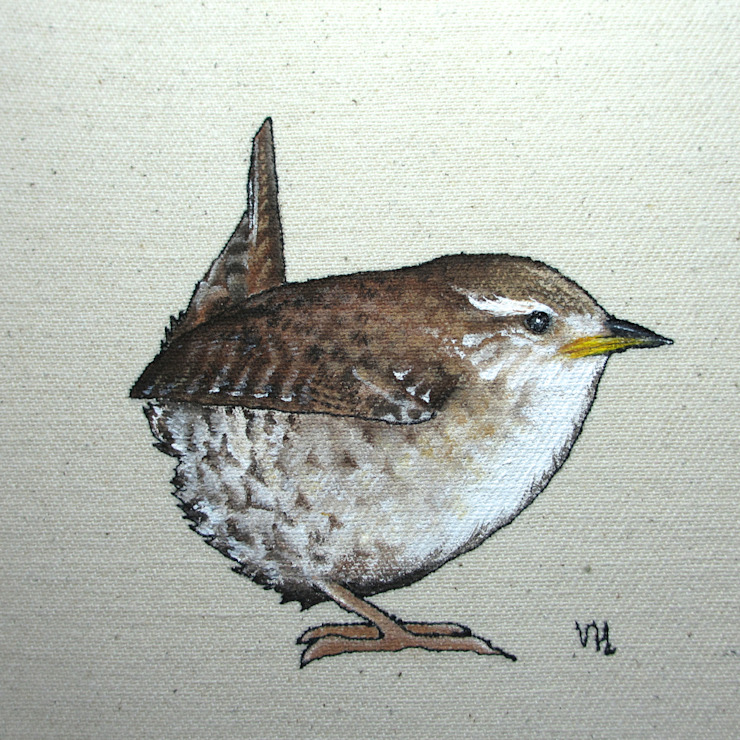 Wren : country  by Lottie's Cottage, Country