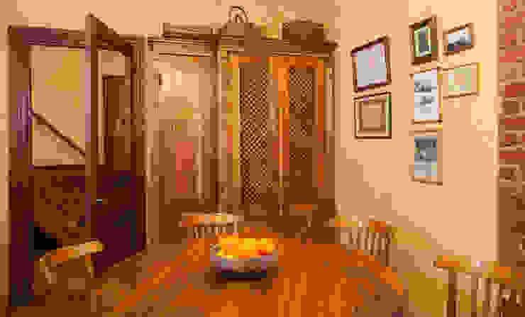 Country house Lujansphotography ห้องครัว