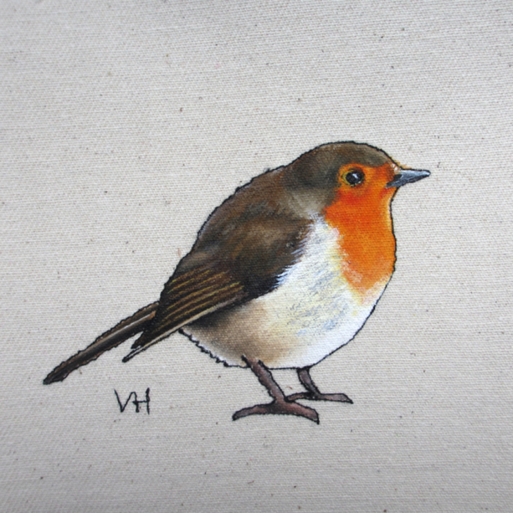 Robin: country  by Lottie's Cottage, Country