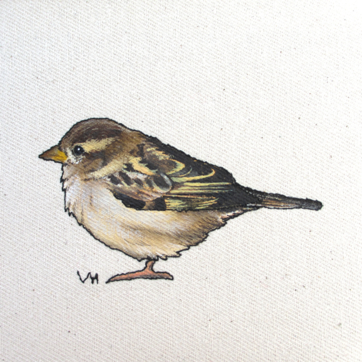 Female Sparrow : country  by Lottie's Cottage, Country