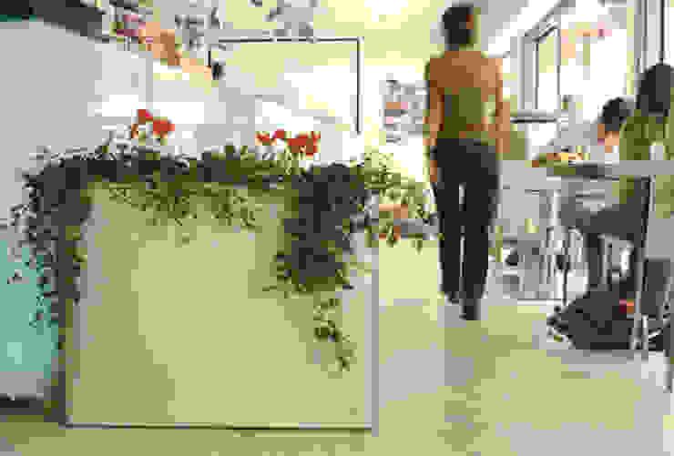 Jardinera Milano de Maceteros.es Minimalista