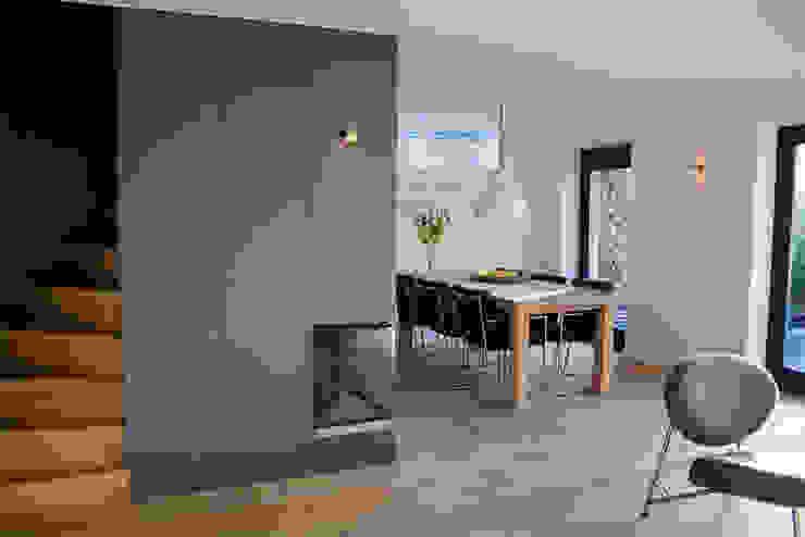 Meer ruimte en verbinding met buiten a-LEX Moderne woonkamers