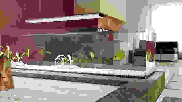 soggiorno di riccaro fiorucci Eclettico