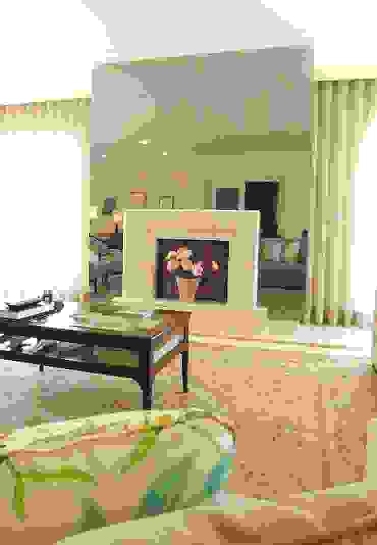Livings de estilo clásico de Traço Magenta - Design de Interiores Clásico