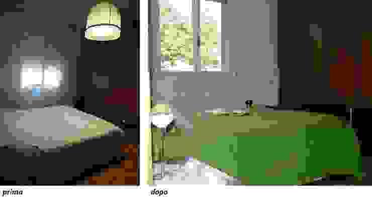 Camera da letto: un'altra prospettiva di Indefinito